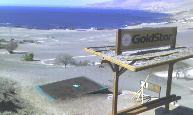Golf Aventura en el Desierto de Atacama